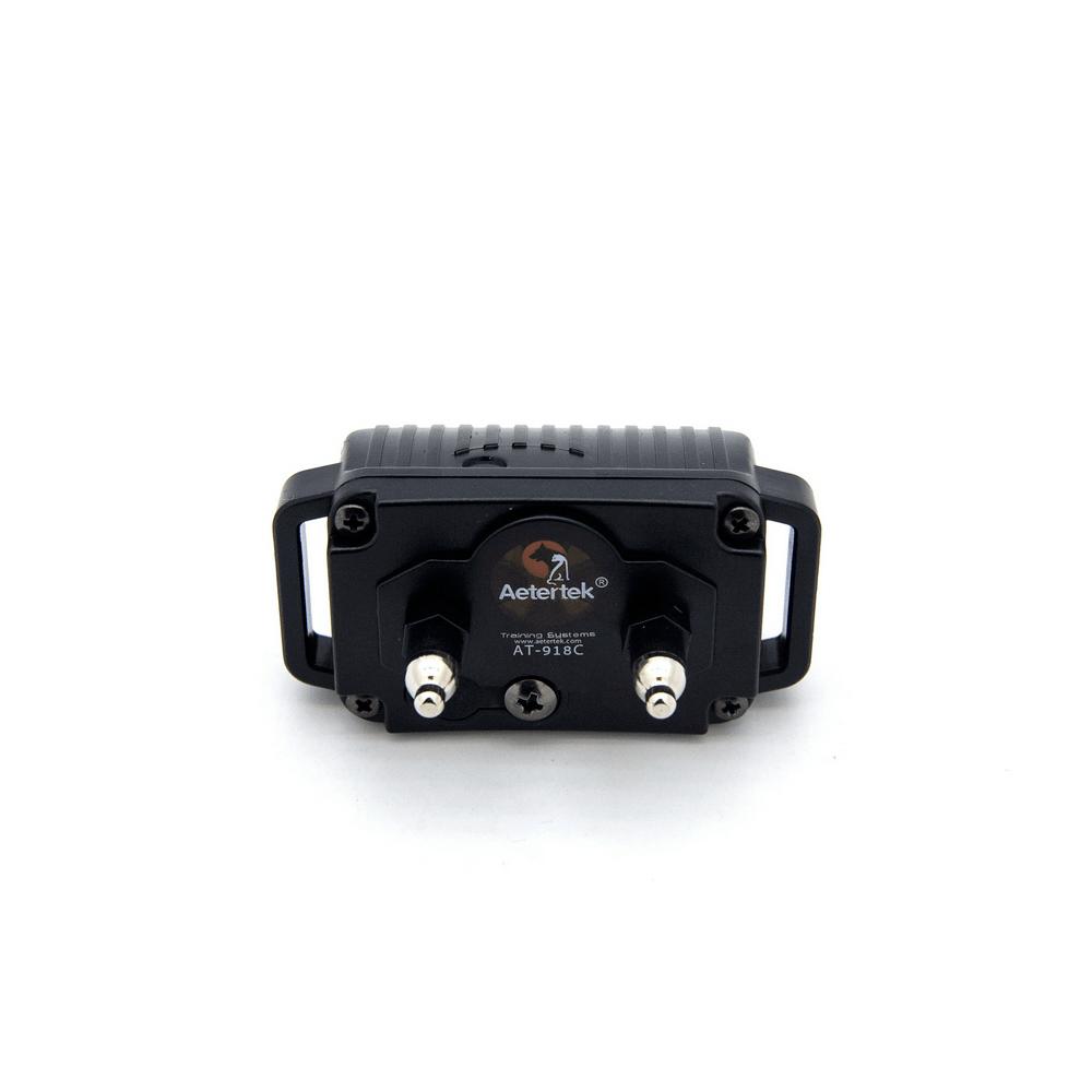 Электронный ошейник для дрессировки собак + антилай Aetertek AT-918C-1 (до 65 см) - 4